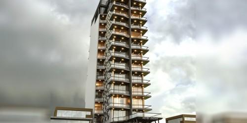 طراحی داخلی و نما هتل ساسان فریدونکنار